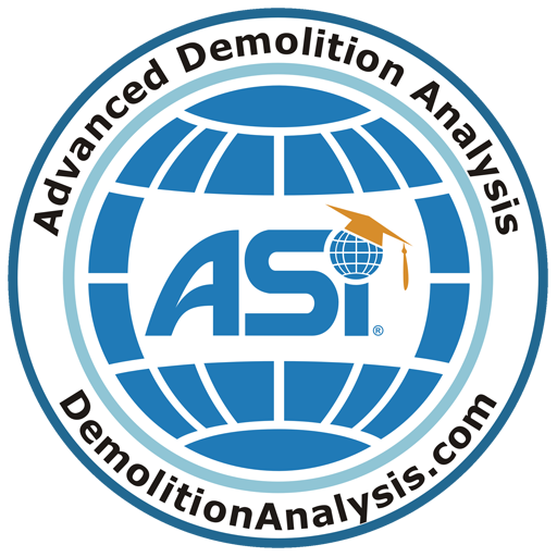 Demolition Analysis
